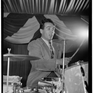 "Gene Krupa – First real drum ""star"""